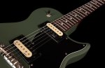 画像4: Godin Summit Classic SG Matte Green (4)