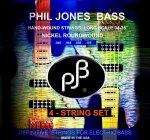 画像2: PJB ベース弦:4弦, 045-105 (2)