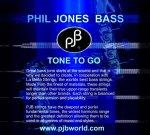 画像3: PJB ベース弦:4弦, 045-105 (3)