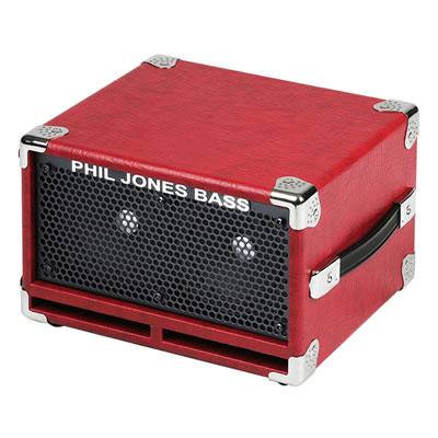 画像1: PJB BassCabinet BC2, Red (1)