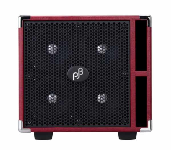 画像1: PJB BassCabinet C4, Red (1)