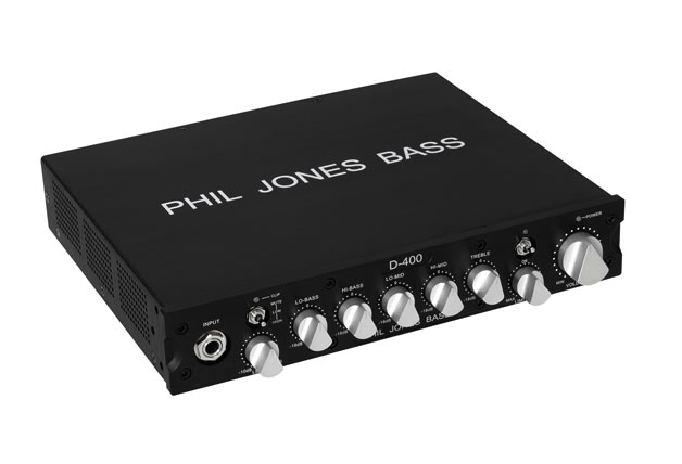 画像1: PJB D400 AmpHead (1)