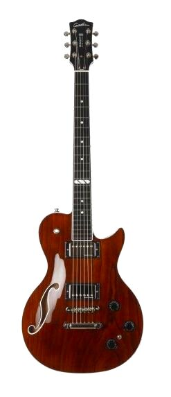 画像1: Godin Summit Classic A/E, Havana Brown (1)