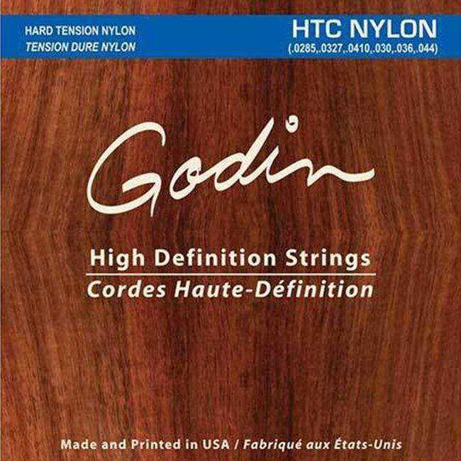 画像1: Godin HTC - Nylon Strings (.0285, .0327, .0410, .030, .036, .044) (1)