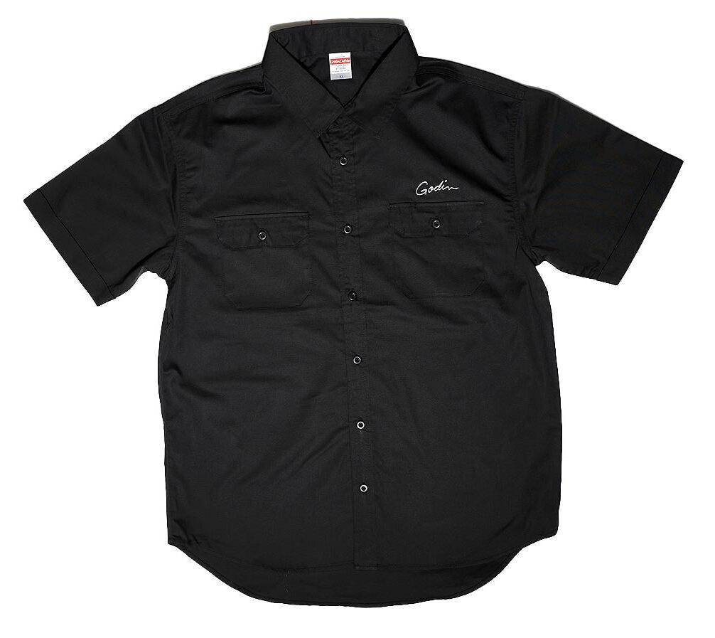 画像1: Godin ワークシャツ (1)