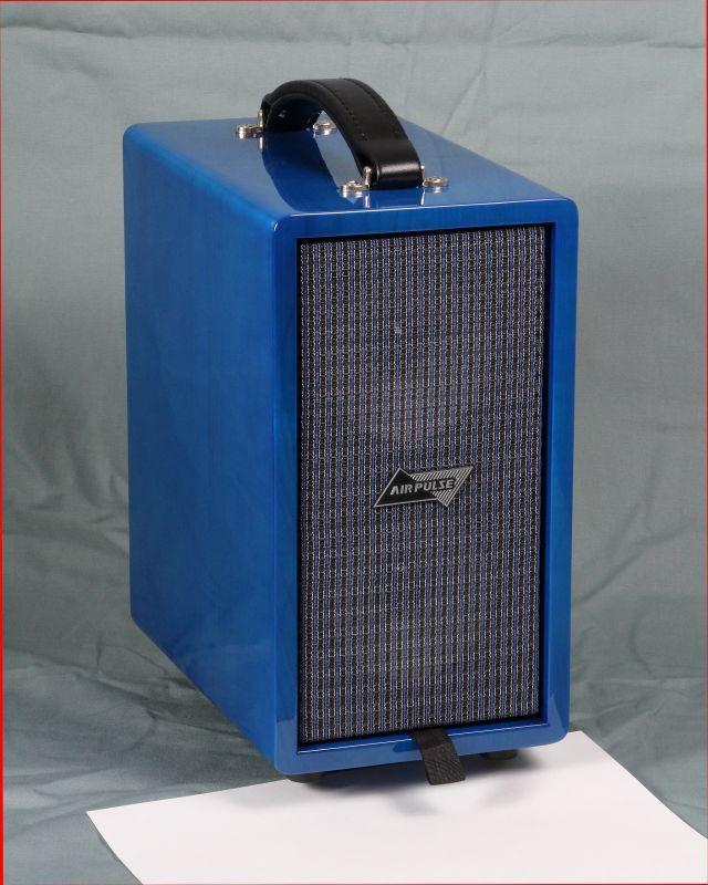 画像1: AirPulse Cub Custom, Trans Blueデモ使用品(本体のみ) (1)