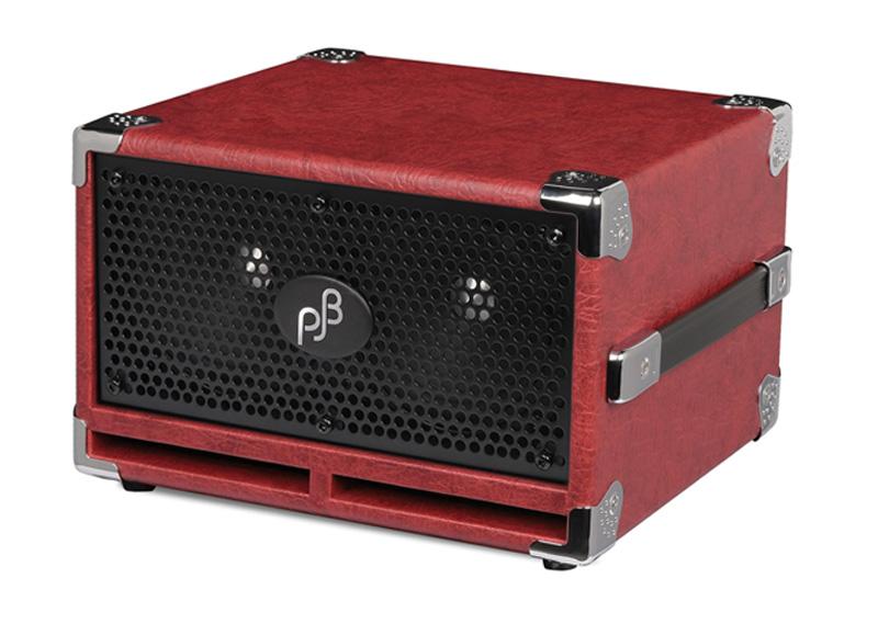 画像1: PJB BassCabinet C2, Red (1)